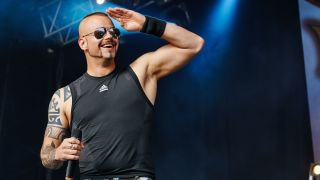 Sabaton's Joakim Broden on the 10 albums that changed his life