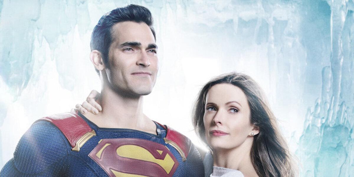 Superman & Lois Clark Kent Tyler Hoechlin Lois Lane Bitsie Tulloch The CW