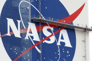 nasa logo twitter exchange homer hickam