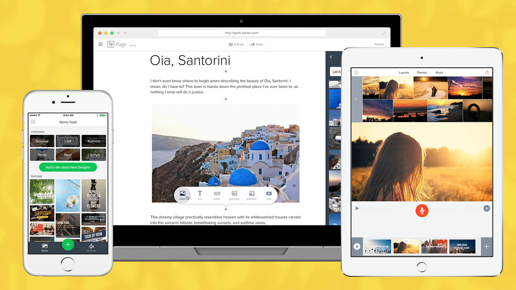 Download Adobe Spark: How to try Adobe Spark with a free trial or Creative Cloud