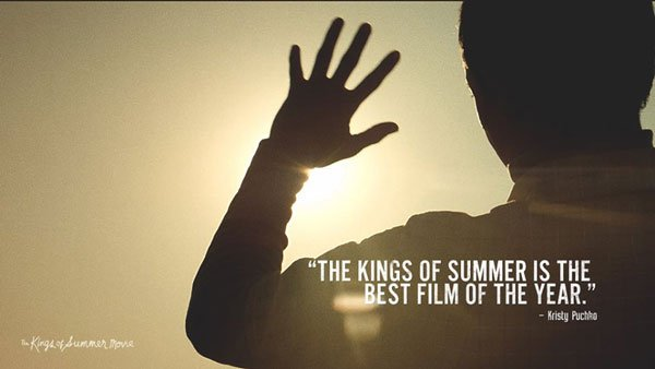 Watch Biaggio Of The Kings Of Summer Share Some Wisdom Cinemablend