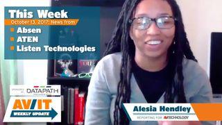 [VIDEO] AV/IT Weekly Update: Absen, ATEN, Listen, Datapath