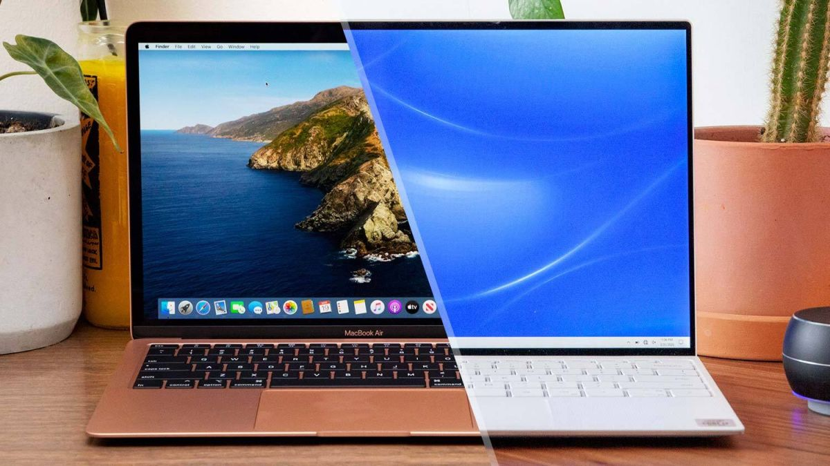 MacBook Air 2020 vs Dell XPS 13 2020: Which laptop wins? | Tom's Guide