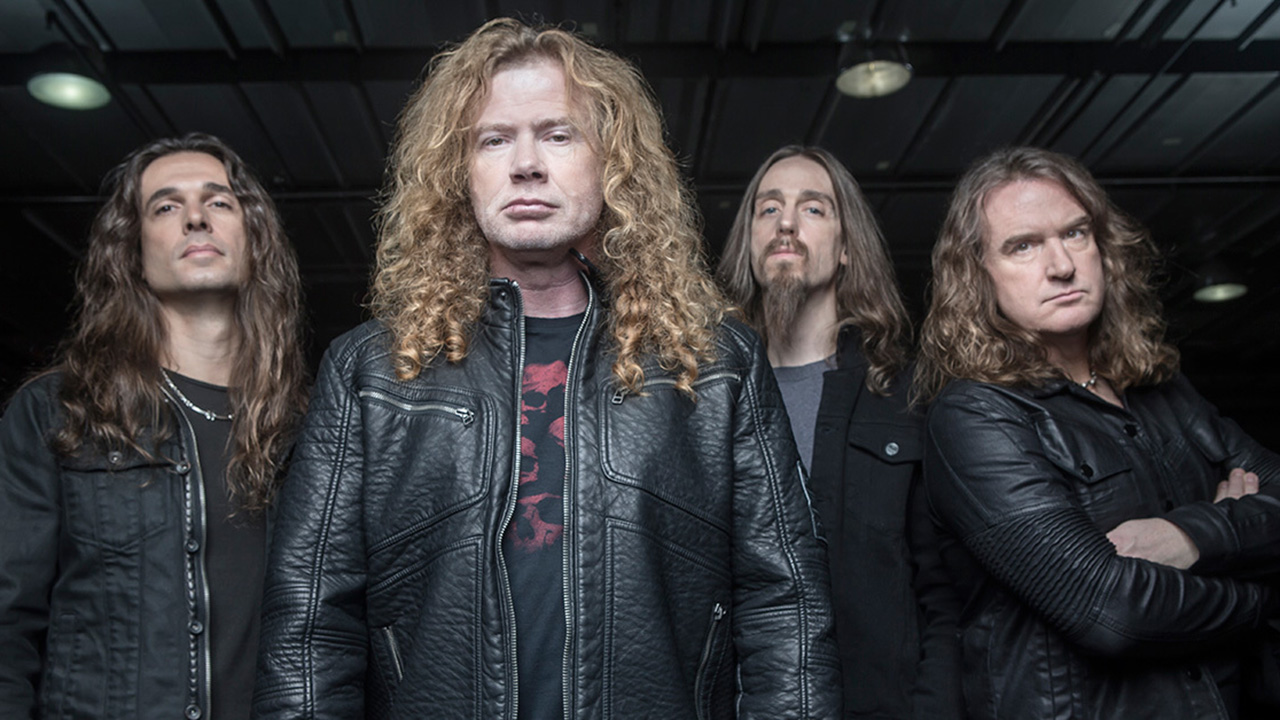 Megadeth's Dave Mustaine: We have about eight songs ready for Dystopia follow-up