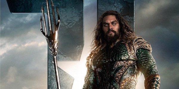 Jason Momoa in Aquaman solo movie
