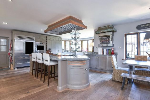James Martin Puts Amazing Hampshire Country Home On Sale