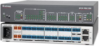Extron Introduces Control Processor with Dedicated AV LAN Port