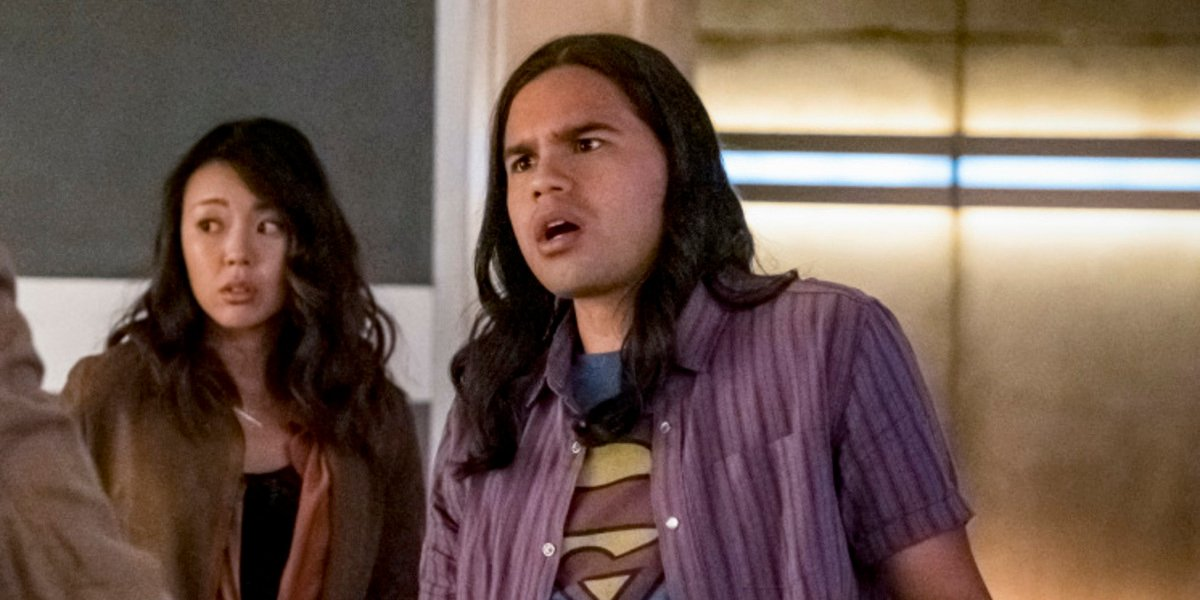 the flash season 6 marathon cisco the cw