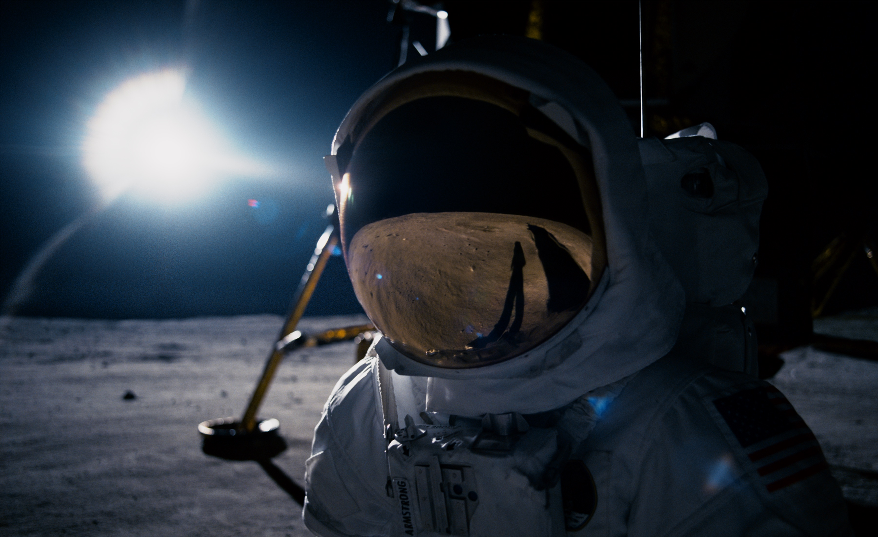 Which First Man? Film Doesn't Depict Real Neil Armstrong (Op-Ed ...