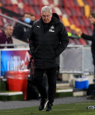 Brentford v Newcastle United – Carabao Cup – Quarter Final – Brentford Community Stadium
