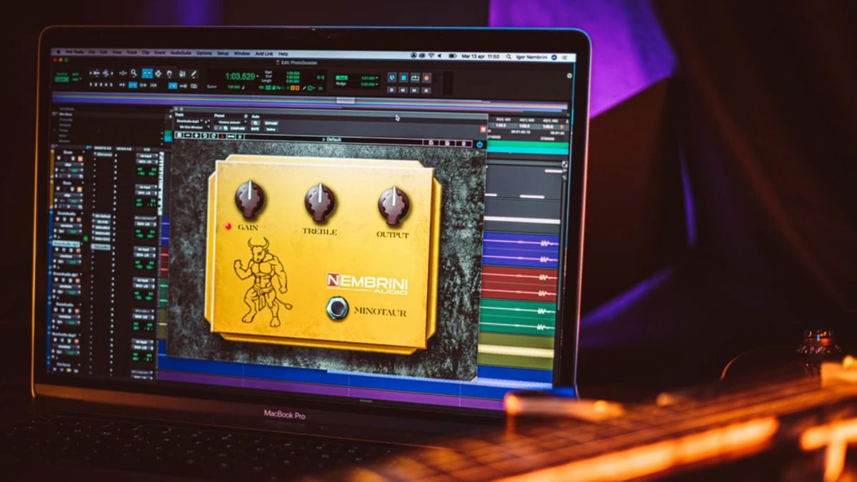 Get Nembrini Audio's Klon Centaur emulation, the Clon Minotaur, totally free