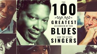 THE 100 GREAT BLUES SINGERS