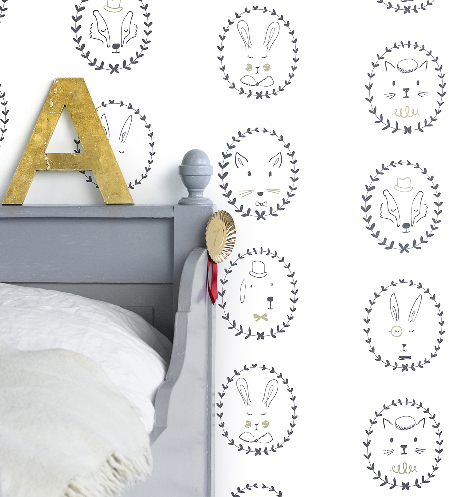 Tremendous Fun And Funky Wallpapers For Kids Rooms Download Free Architecture Designs Grimeyleaguecom