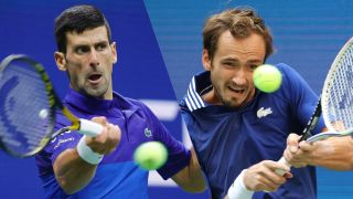 Novak Djokovic vs Daniil Medvedev live stream