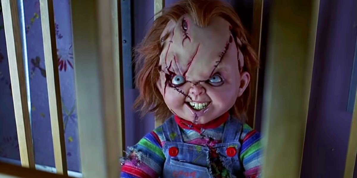 Chucky in the Bride of Chucky