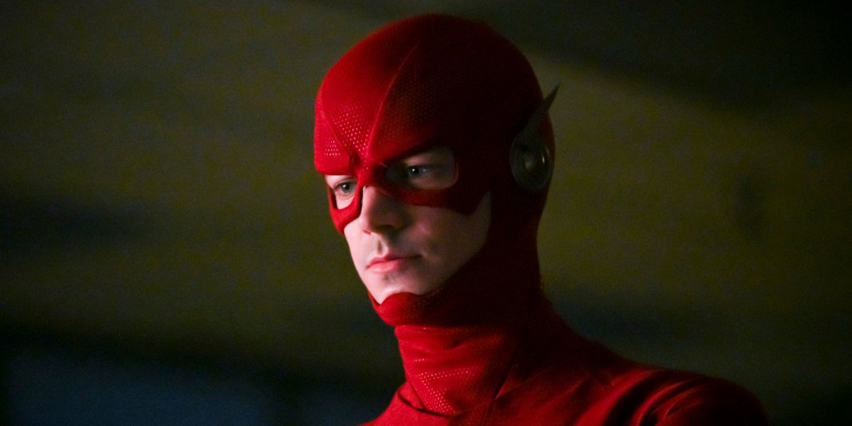 grant gustin the flash season 6 the cw suit