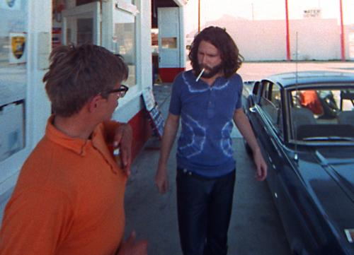 When You're StWhen You're Strange - Tom DiCillo's documentary film features rare footage of Jim Morrison & The Doors, including clips from Morrison's experimental film HWY