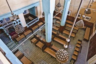 Aben Danan Synagogue in Morocco