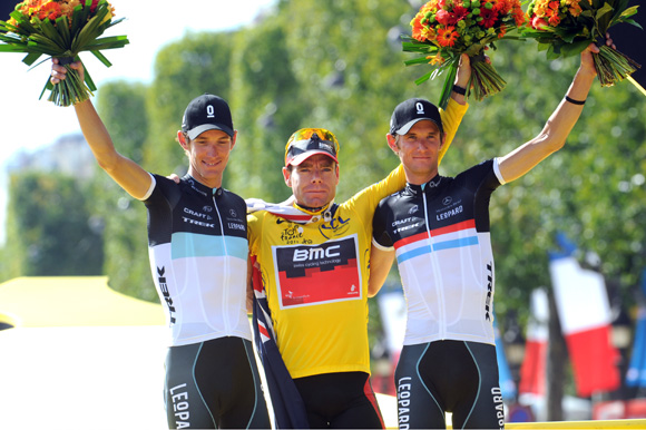 de7e4106d The 2011 Tour  Cadel Evans  perfect race - Cycling Weekly