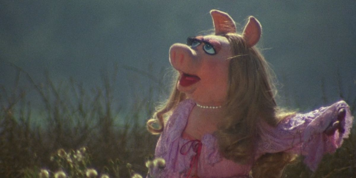 Miss Piggy in The Muppet Movie