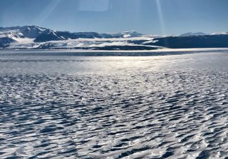 Beardmore glacier, Antarctica.