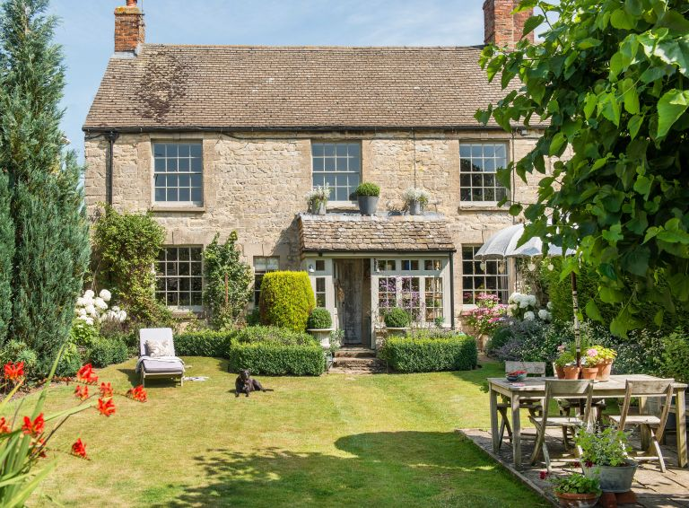 cotswold cottage in period home