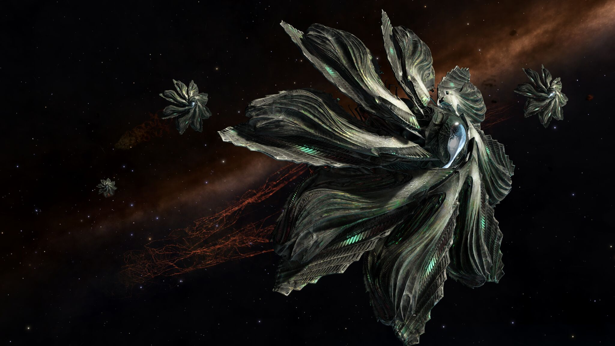 Image result for The Thargoids are officially returning to Elite Dangerous this year images