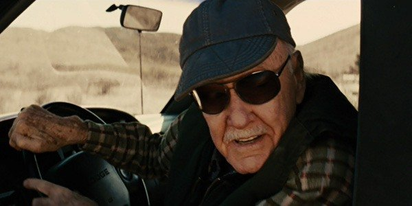 Stan Lee in a cameo