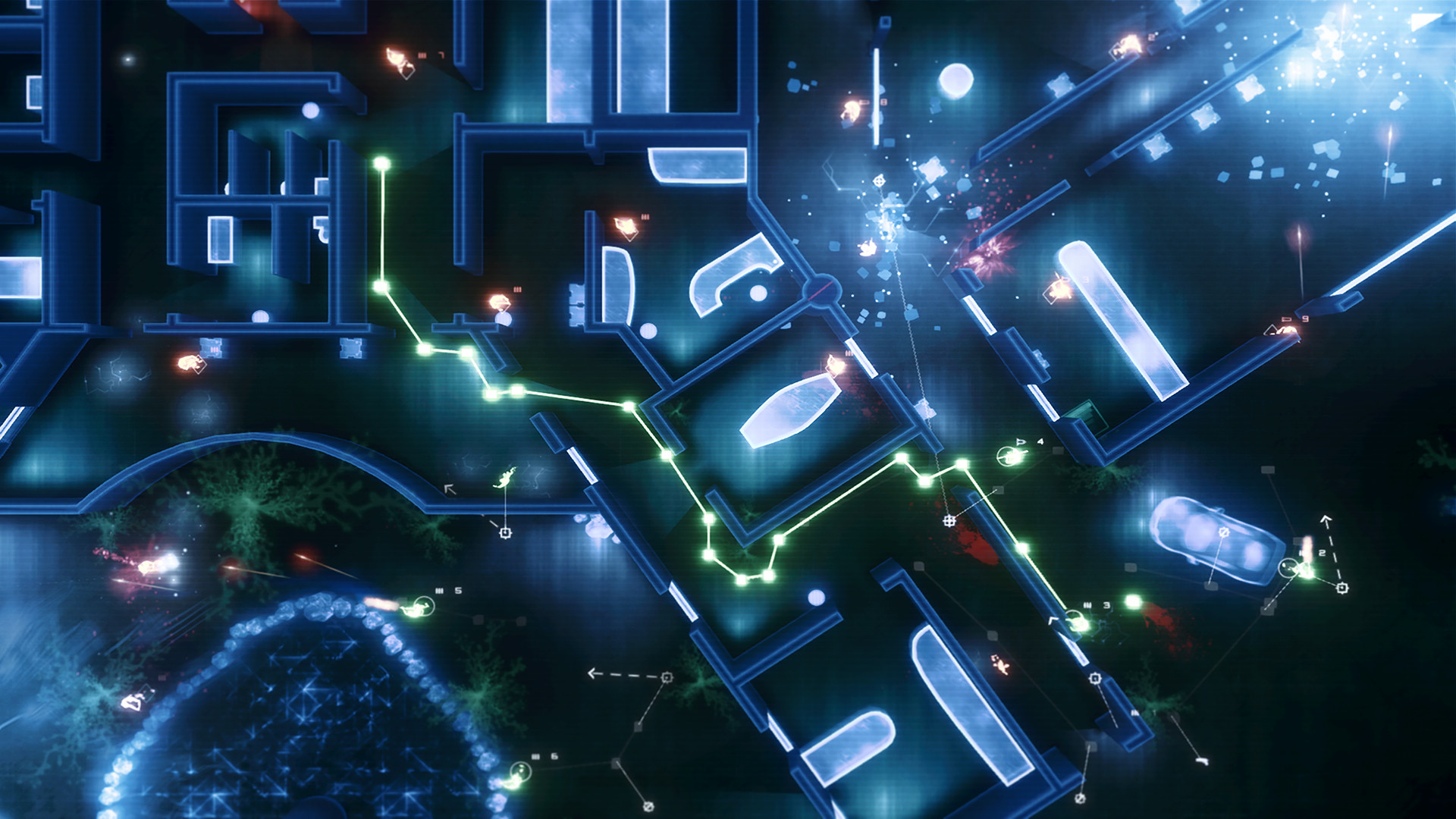 Frozen Synapse 2 explores neat new features at the PC Gamer