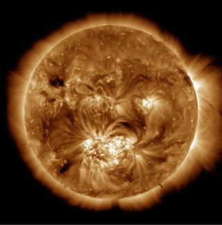 1.5 Million-Degree Solar Atmosphere