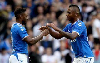 Rangers v St Joseph's – UEFA Europa League – First Qualifying Round – Second Leg – Ibrox Stadium