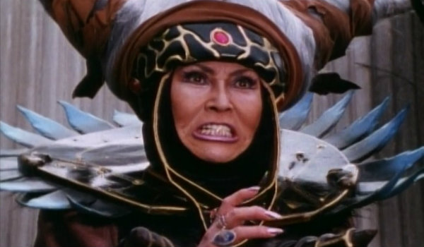 Rita Repulsa Power Rangers