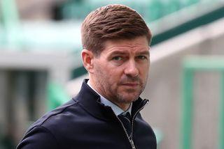 Steven Gerrard File Photo