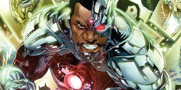 Cyborg Vic Stone DC Rebirth