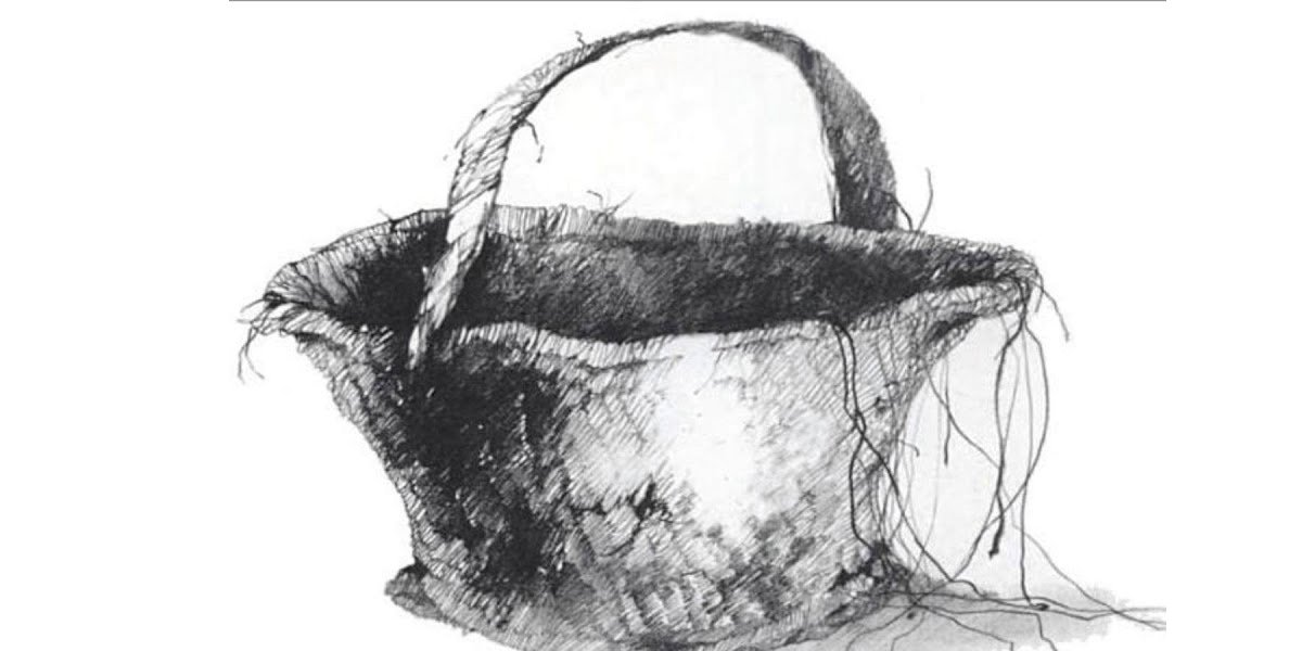 """""""May I Carry Your Basket"""" (Scary Stories To Tell In The Dark)"""