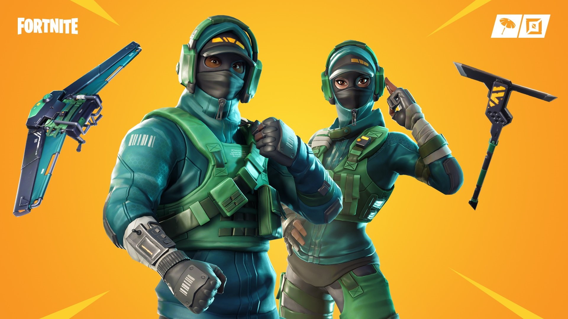 A promotional Fortnite skin is now available to everyone