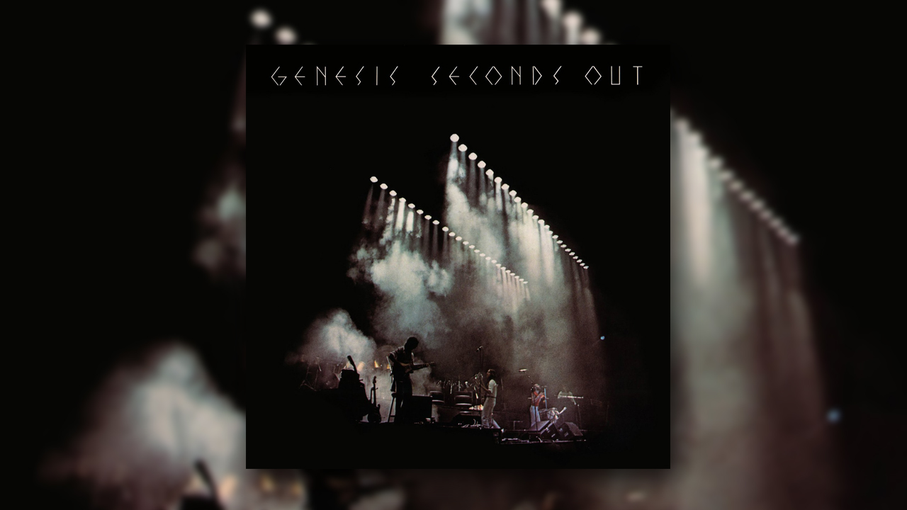Genesis live album Seconds Out to get new vinyl reissue