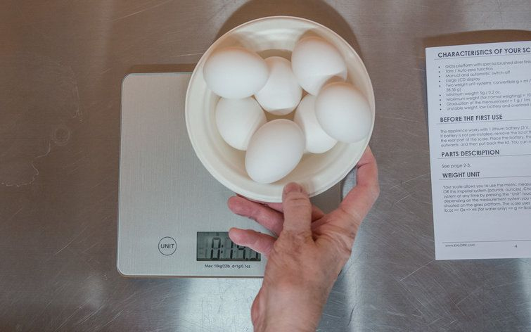 Best Kitchen Scale 2019 - Reviews of Digital Food Scales | Top Ten