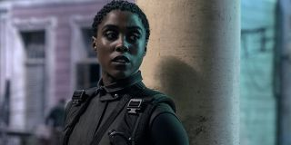 Lashana Lynch as Nomi in No Time to Die (2021)