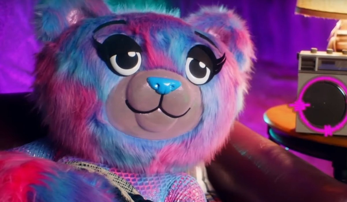 The Bear The Masked Singer Fox