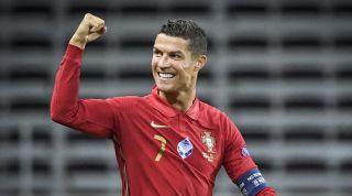 Cristiano Ronaldo 100th Portugal goal