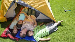 Why take kids camping