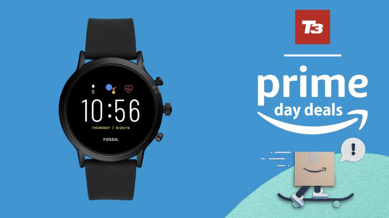 Fossil Gen 5 smartwatch Amazon Prime Day deals 2020