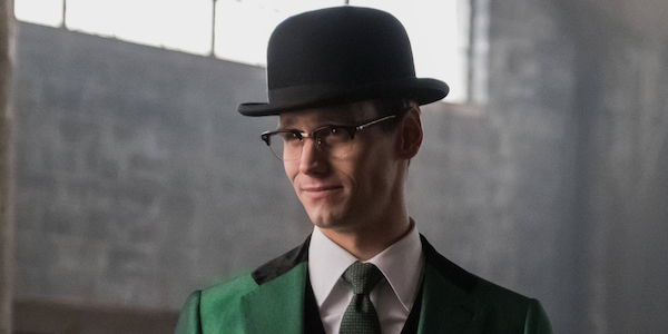 the riddler gotham