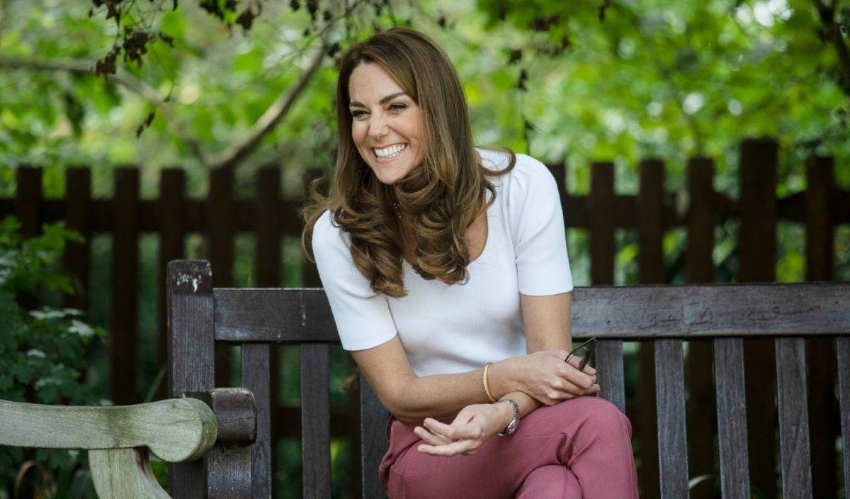 We're gushing over Kate Middleton's favorite interior decor trend