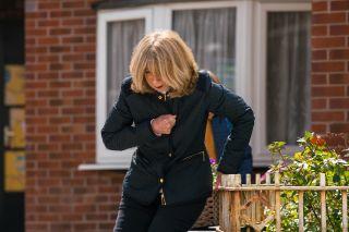 Coronation Street spoilers: Gail Platt suffers a heart attack!