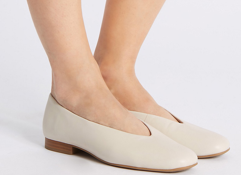 These sell-out M&S pumps are now back in stock