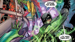 October 2021 Batman covers