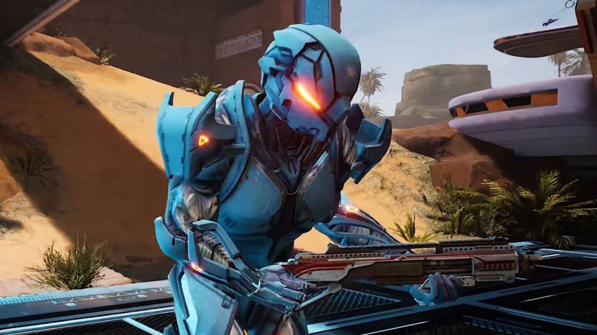 The Splitgate crossplay beta is so popular the developers had to take it offline