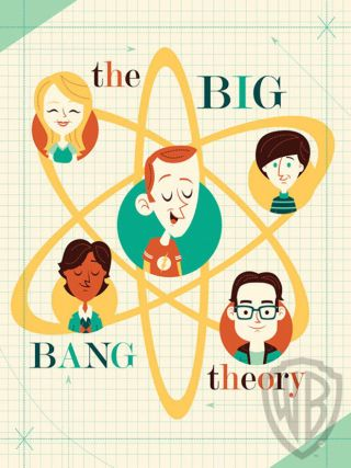 'The Big Bang Theory' by Dave Perillo